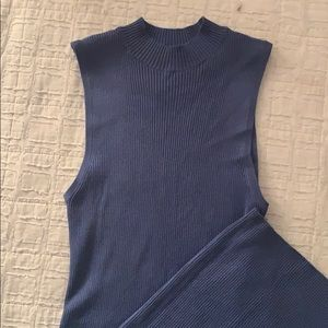 Forever 21 sleeveless sweater dress